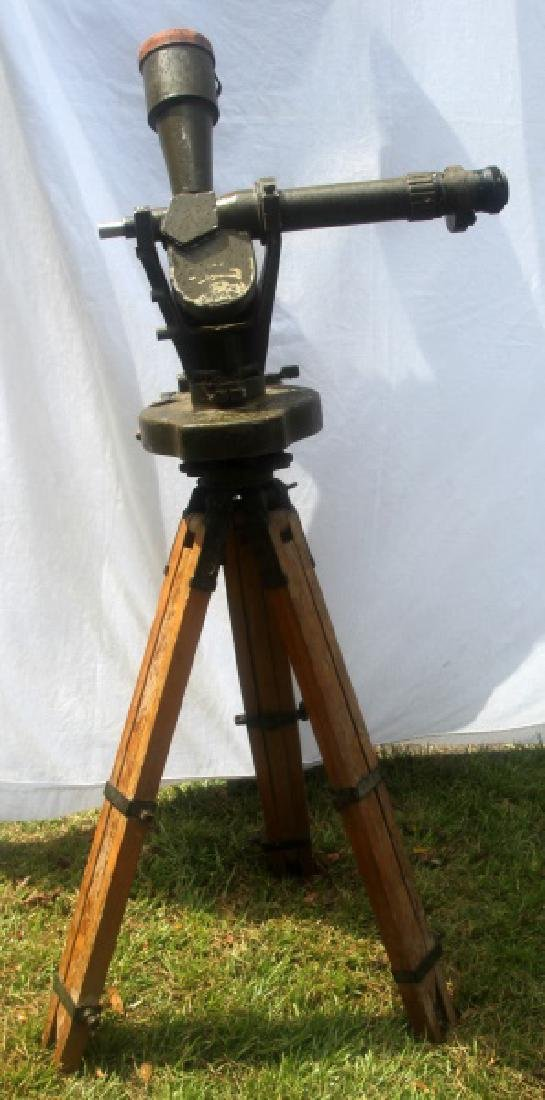 WWII U.S. ARMY INSTRUMENT OBSERVATION TELESCOPE - 2