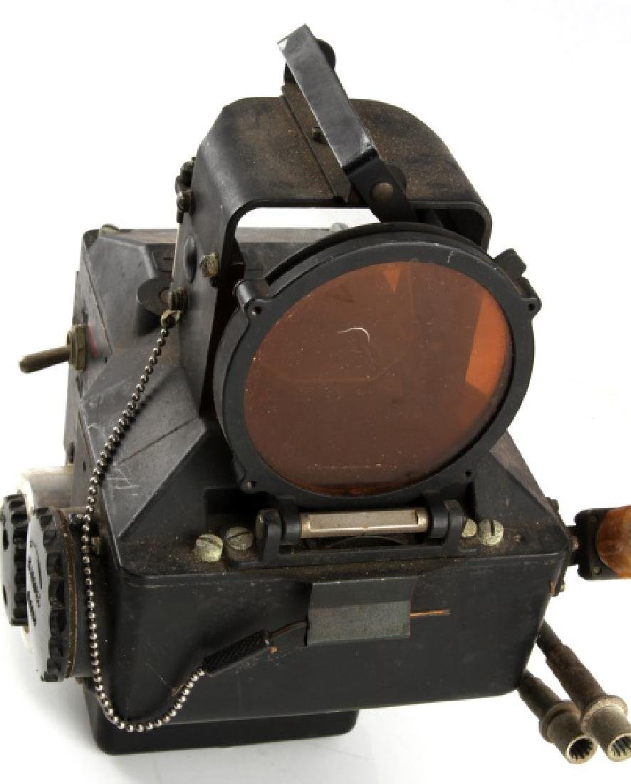 WWII ERA K-13 COMPENSATING SIGHTS & MARK-4 UNITS - 4