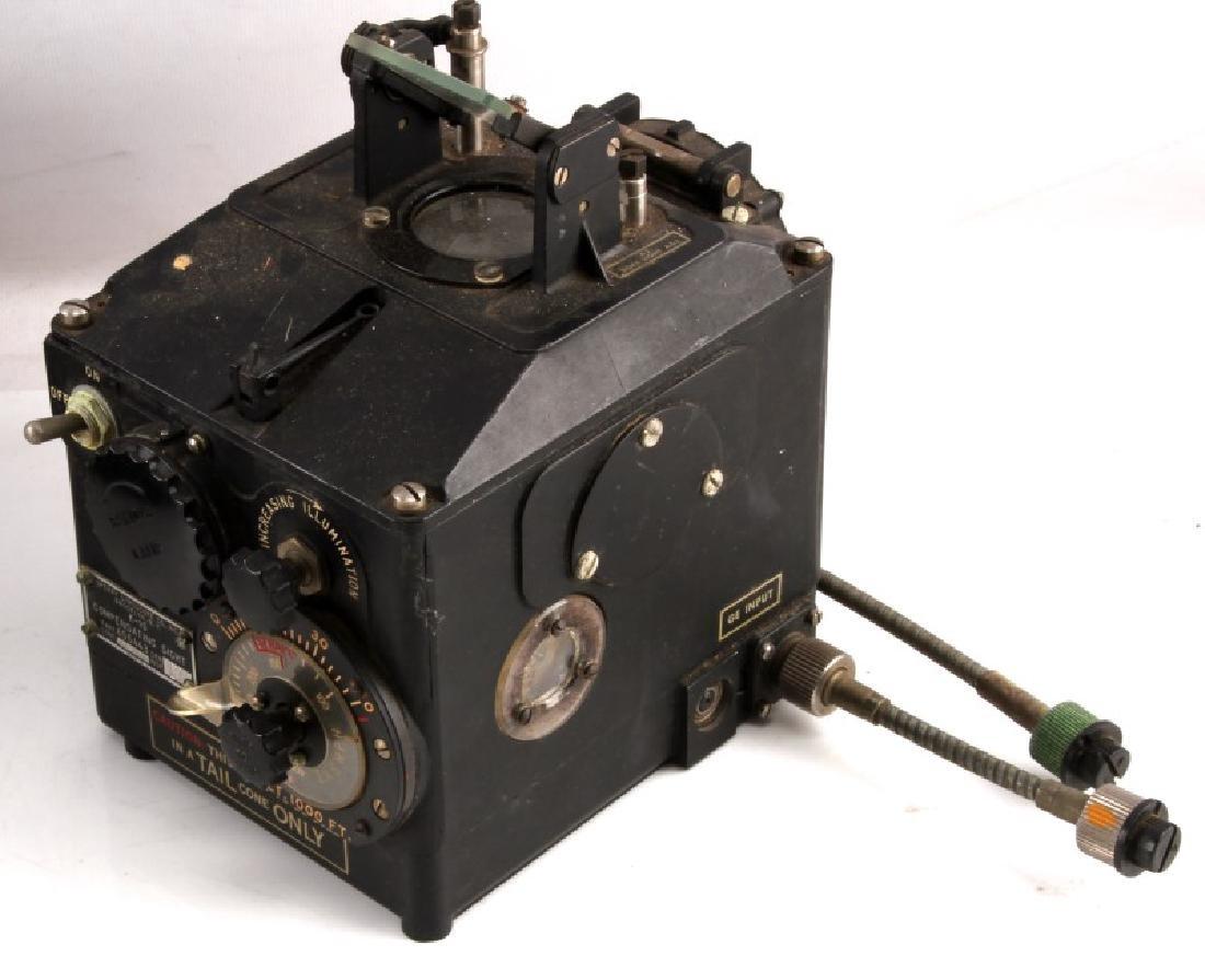WWII ERA K-13 COMPENSATING SIGHTS & MARK-4 UNITS - 6