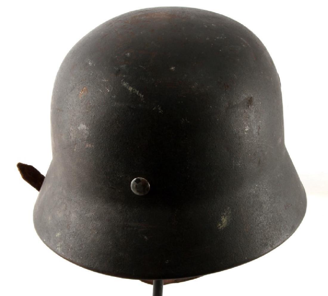 WWII GERMAN 3RD REICH LUFTWAFFE M40 COMBAT HELMET - 4