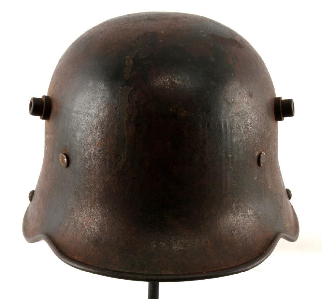 WWI GERMAN 3RD REICH M16 COMBAT HELMET SHELL