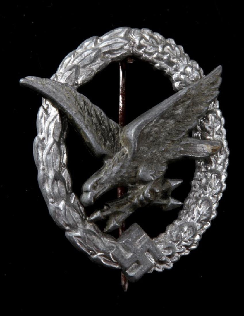 GERMAN WWII LUFTWAFFE RADIO OPERATOR BADGE