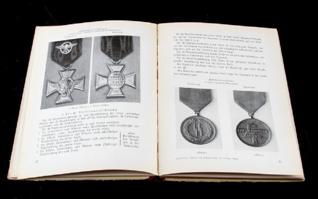 WWII  ORDEN UND EHRENZEICHEN IM DRITTEN REICH - 3