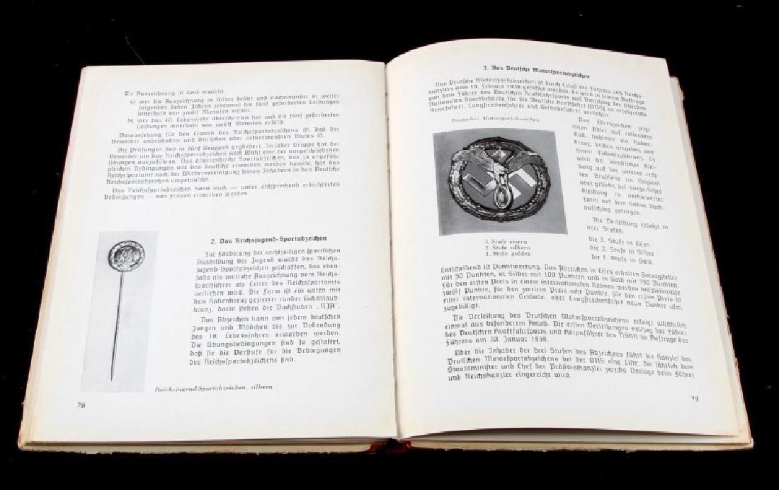 WWII  ORDEN UND EHRENZEICHEN IM DRITTEN REICH - 4