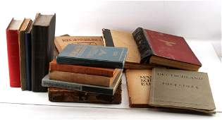LOT OF 15 HARDCOVER WWII GERMAN MILITARY BOOKS