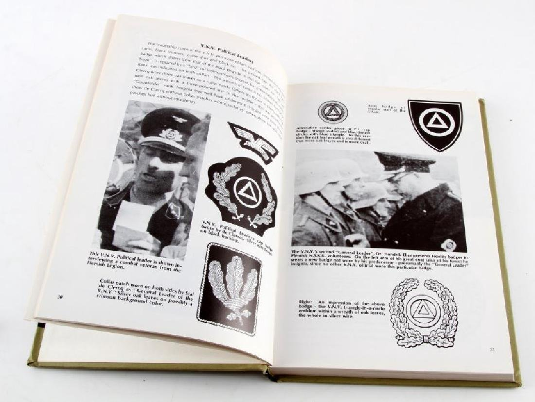 FOREIGN LEGIONS OF THE THIRD REICH FIRST EDITION - 3