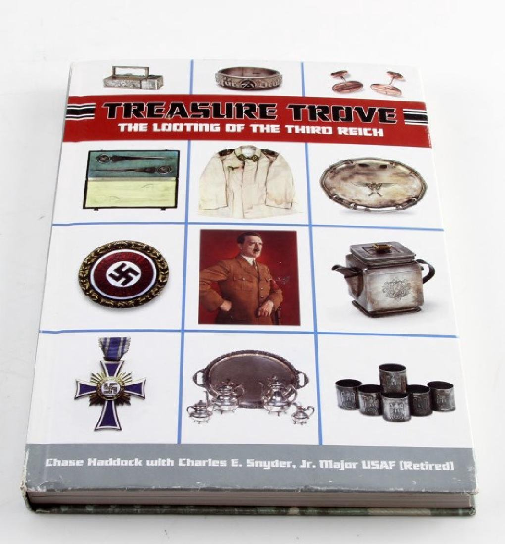 TREASURE TROVE LOOTING OF THE THIRD REICH BOOK