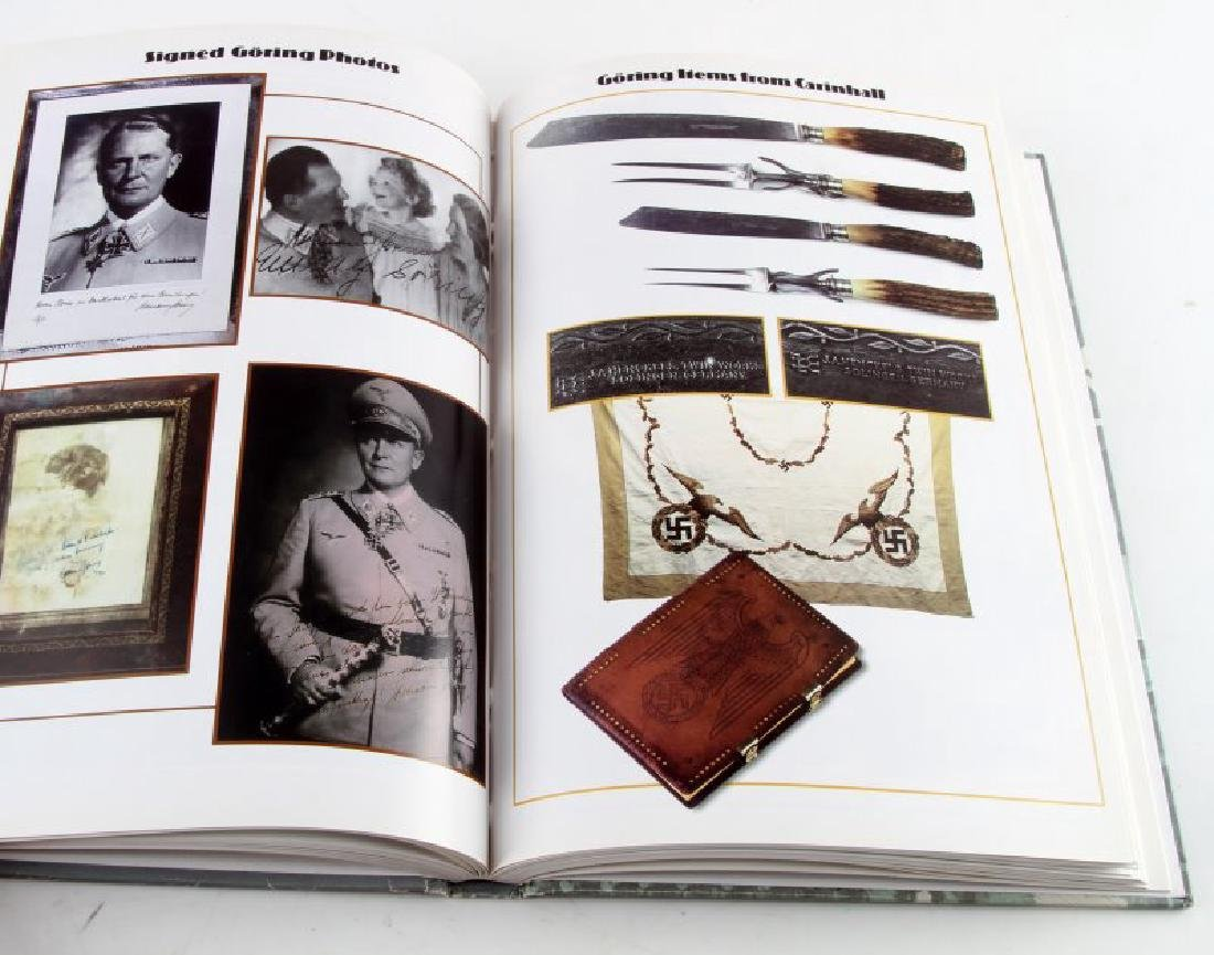 TREASURE TROVE LOOTING OF THE THIRD REICH BOOK - 3
