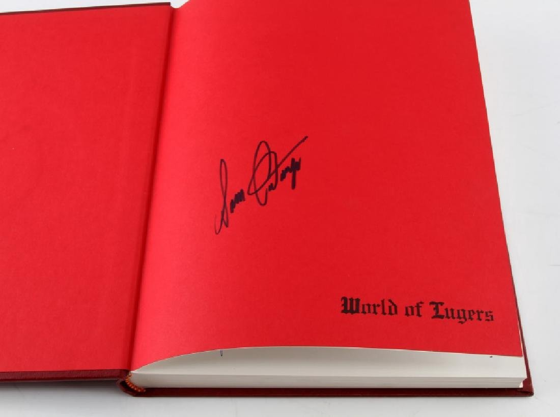 WORLD OF LUGERS PROOF MARKS SIGNED WWII GERMAN - 2