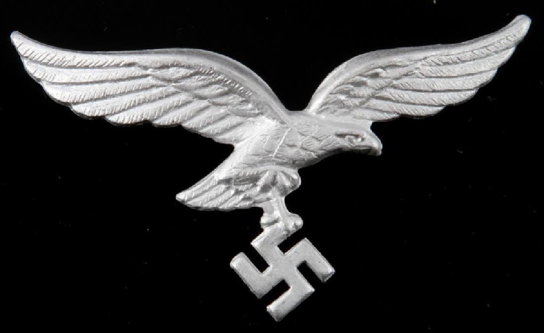 3 WWII GERMAN 3RD REICH LUFTWAFFE UNIFORM PARTS - 3