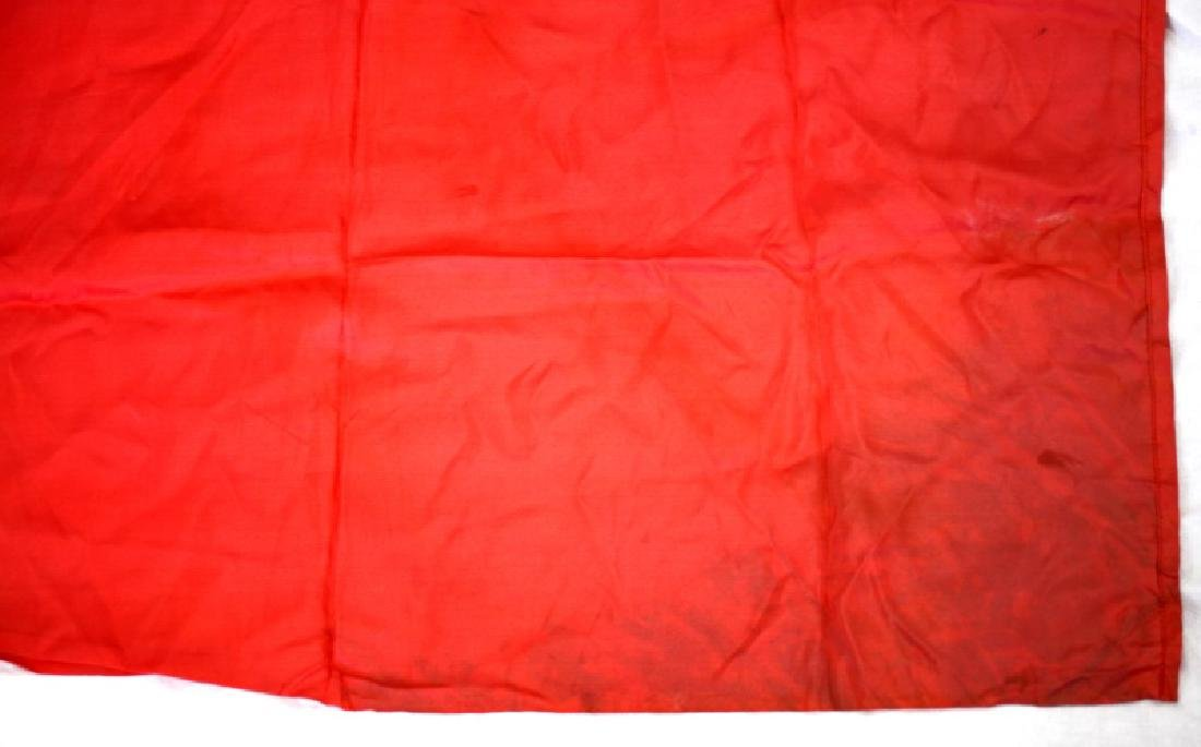 LARGE UZBEKIAN USSR SOVIET UNION FLAG - 4