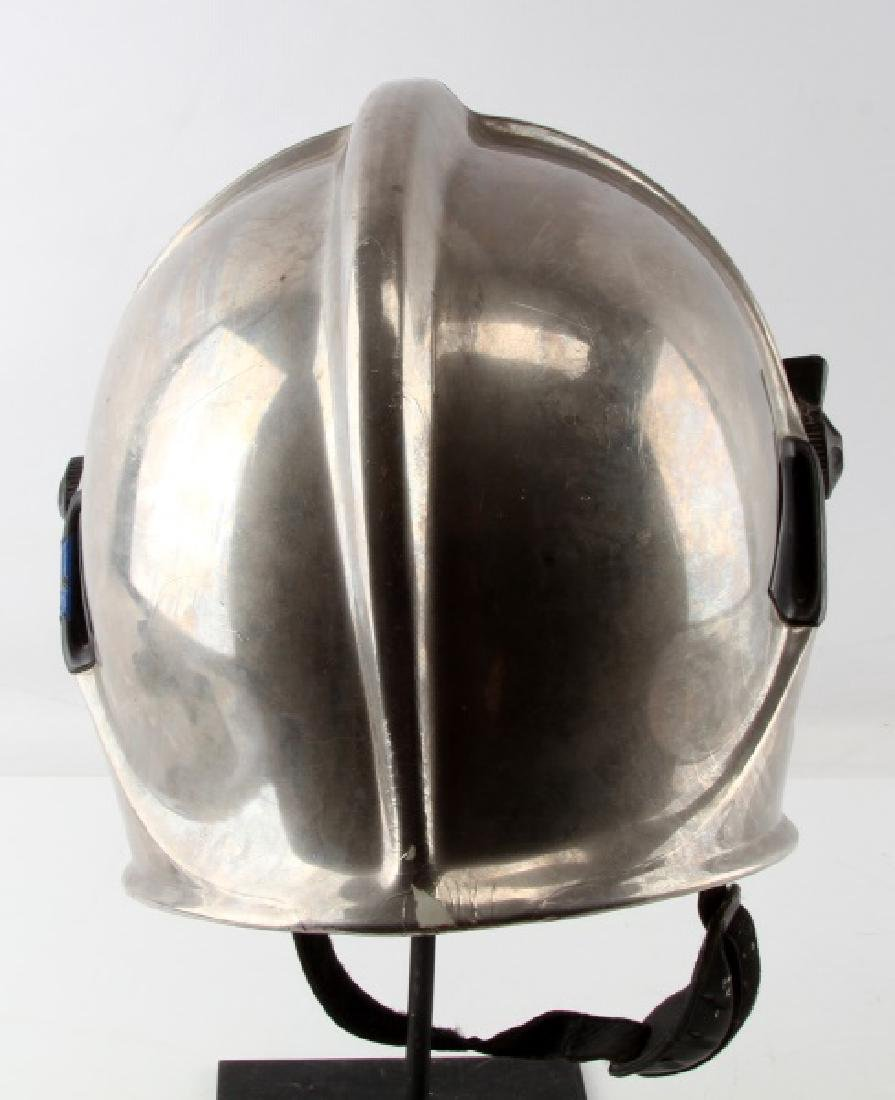 FRENCH GALLET F1 FIREFIGHTER HELMET - 4