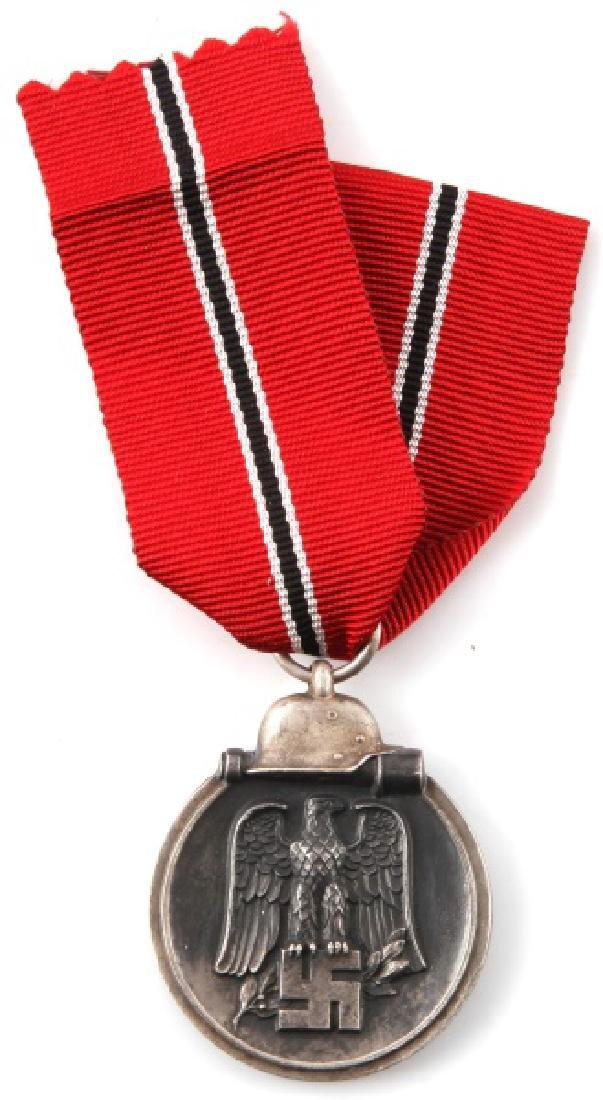 WWII GERMAN 3RD REICH RUSSIAN FRONT MEDAL
