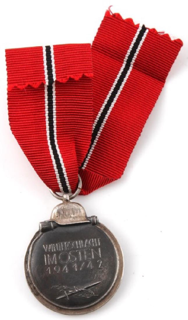 WWII GERMAN 3RD REICH RUSSIAN FRONT MEDAL - 2