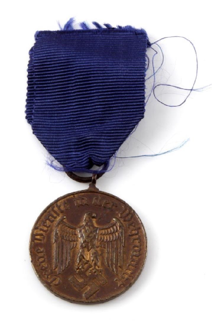 GERMAN WWII 12 YEAR LONG SERVICE AWARD