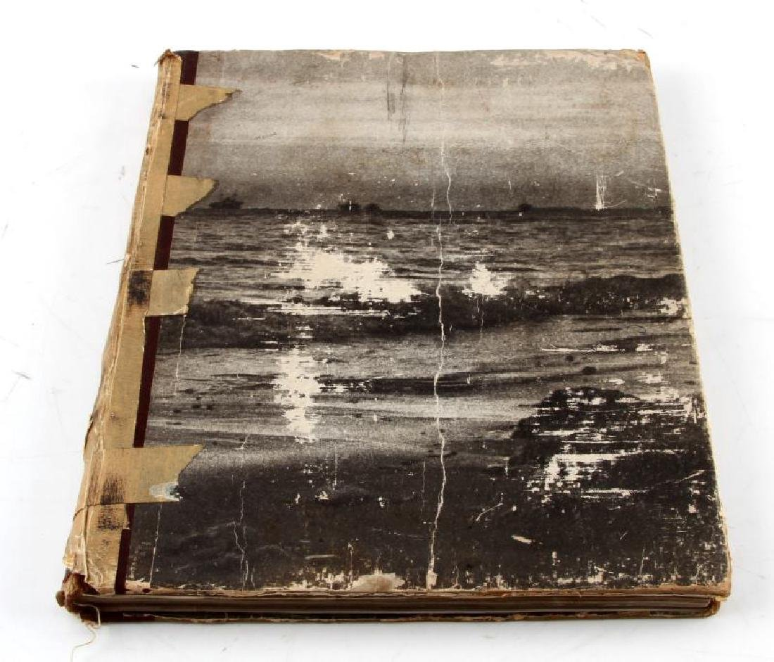 WWII JAPANESE PROPAGANDA BOOK OF PHOTOGRAPHS