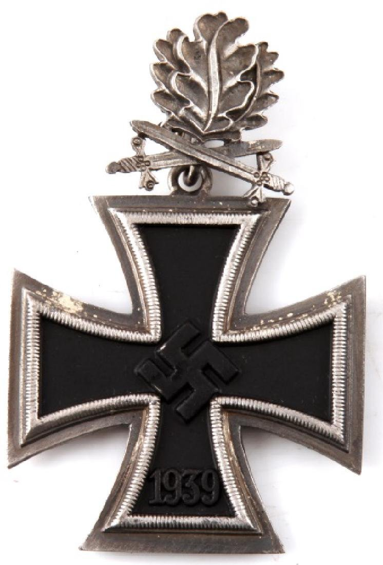 WWII GERMAN 3RD REICH KNIGHTS CROSS