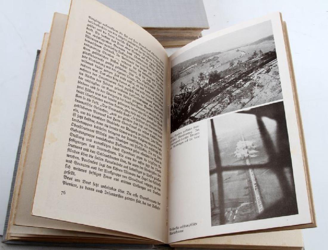 LOT 3 GERMAN WWII 3RD REICH PERIOD LUFTWAFFE BOOKS - 3