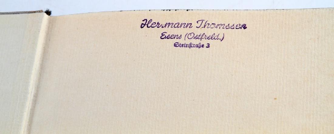 LOT 3 GERMAN WWII 3RD REICH PERIOD LUFTWAFFE BOOKS - 4