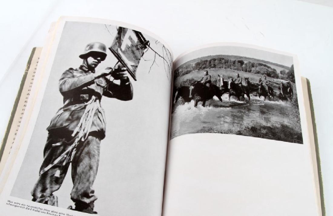 GERMAN WWII PHOTO ALBUM DER GROSSE BEFEHL - 3