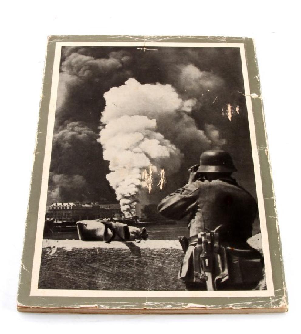 GERMAN WWII PHOTO ALBUM DER GROSSE BEFEHL - 4