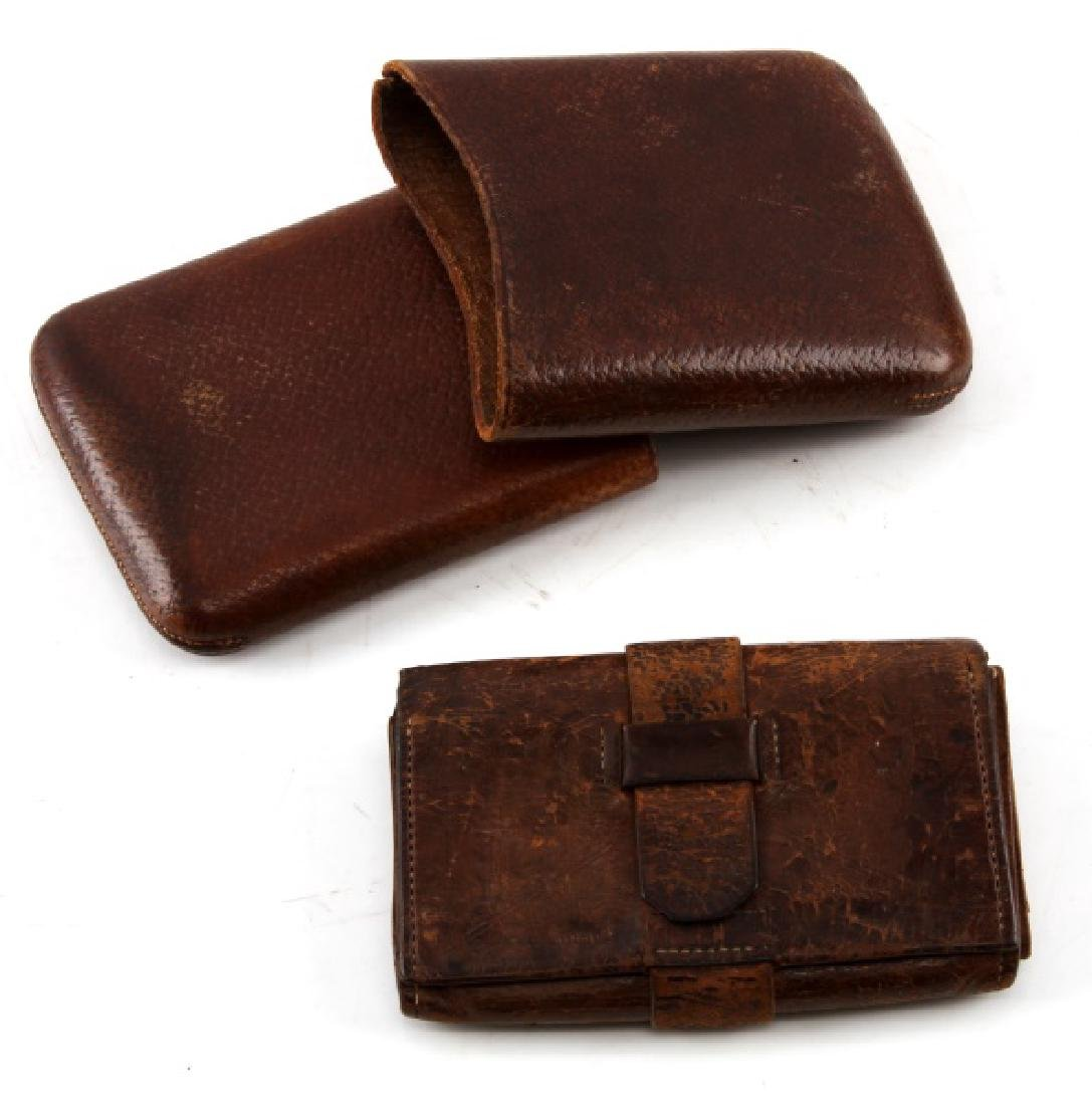 CIVIL WAR 1ST EAST TENNESSEE CAVALRY NAMED WALLET