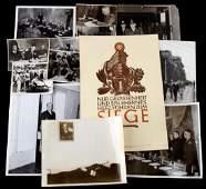 WWII GERMAN THIRD REICH SURRENDER & PROPAGANDA