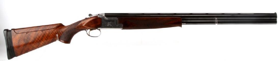 BROWNING SUPERPOSED B2 SIGNED O/U 12 GA SHOTGUN