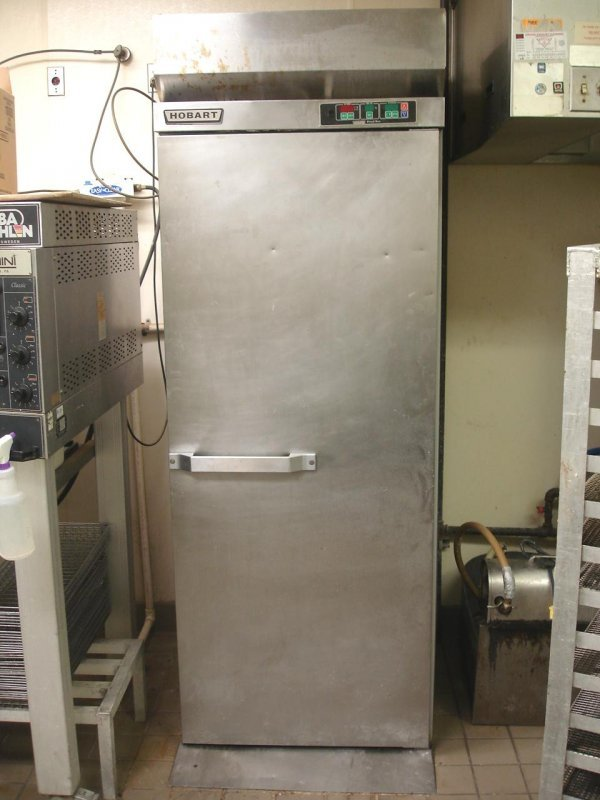HOBART PROOFER PROOF BOX ROLL-IN CABINET