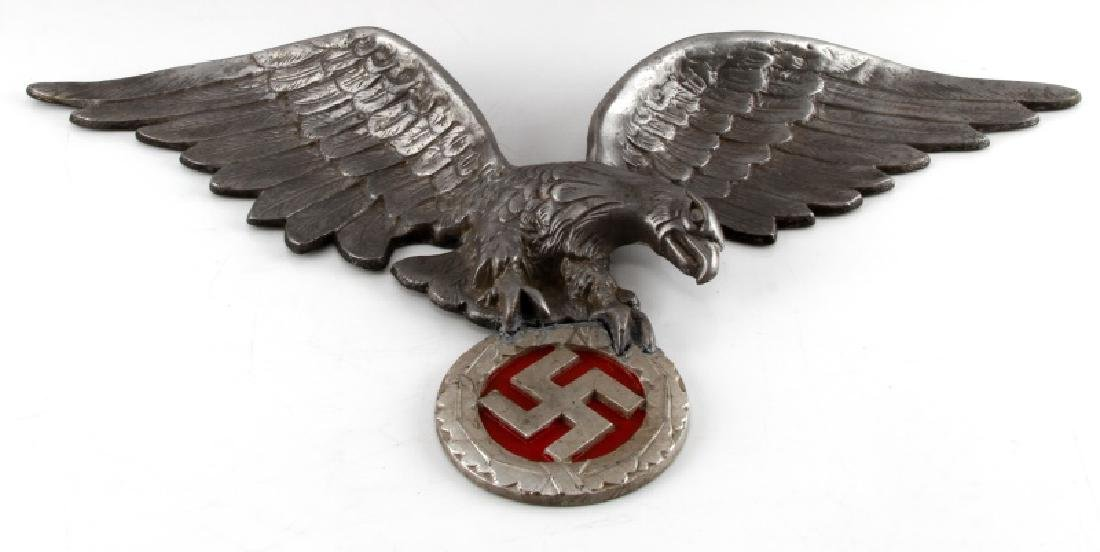 WWII GERMAN THIRD REICH GERMAN EAGLE HANGER