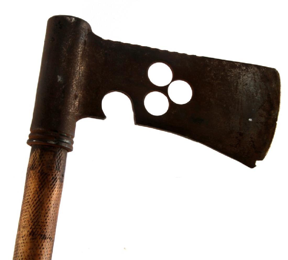 NATIVE AMERICAN FUR TRADE TOMAHAWK PIPE