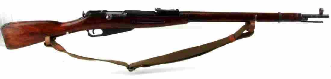 MOSIN NAGANT M91/30 BOLT RIFLE W BAYONET 7.62X54R