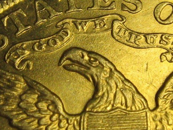 1885 LIBERTY FIVE DOLLAR GOLD PIECE COIN   - 3