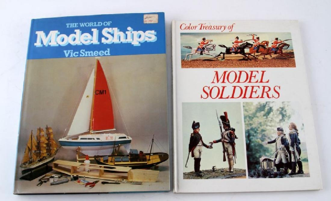 MODEL GUIDE FOR COLLECTORS SHIPS AND SOLDIERS