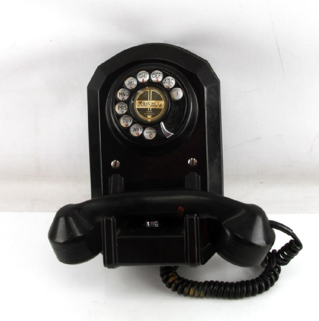 Automatic Electric Payphone Wiring Just Diagrams Diagram Vintage Monophone Chicago Lock And Key