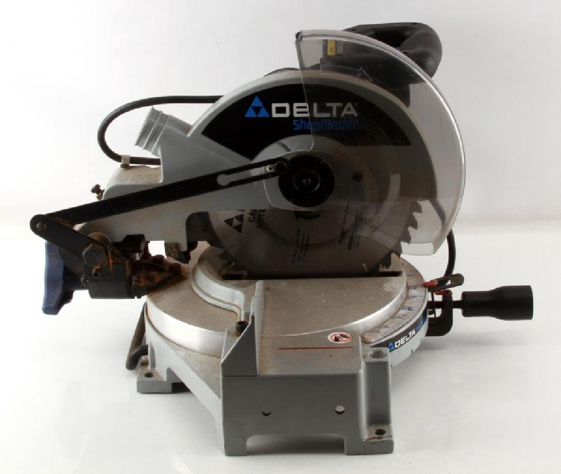 DELTA SHOPMASTER COMPOUND SAW