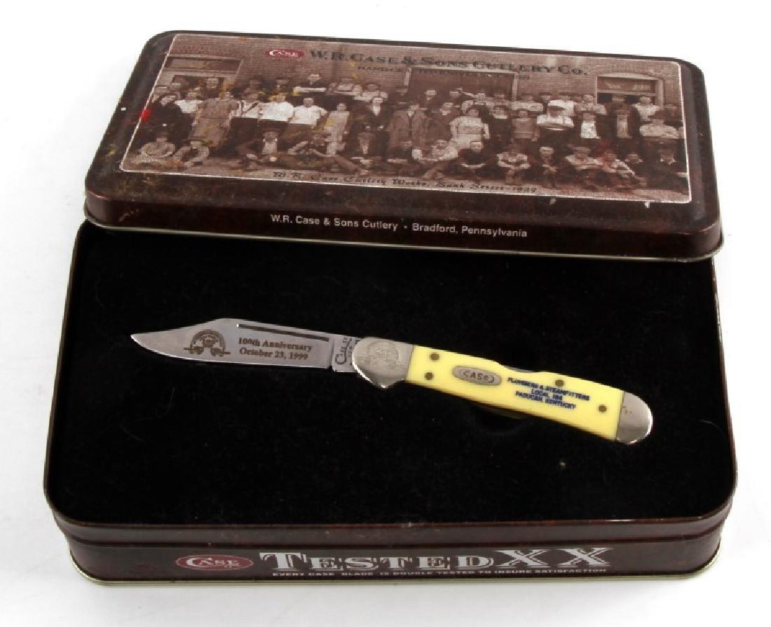 CASE XX 31749L CVM MINI COPPERLOCK  POCKET KNIFE
