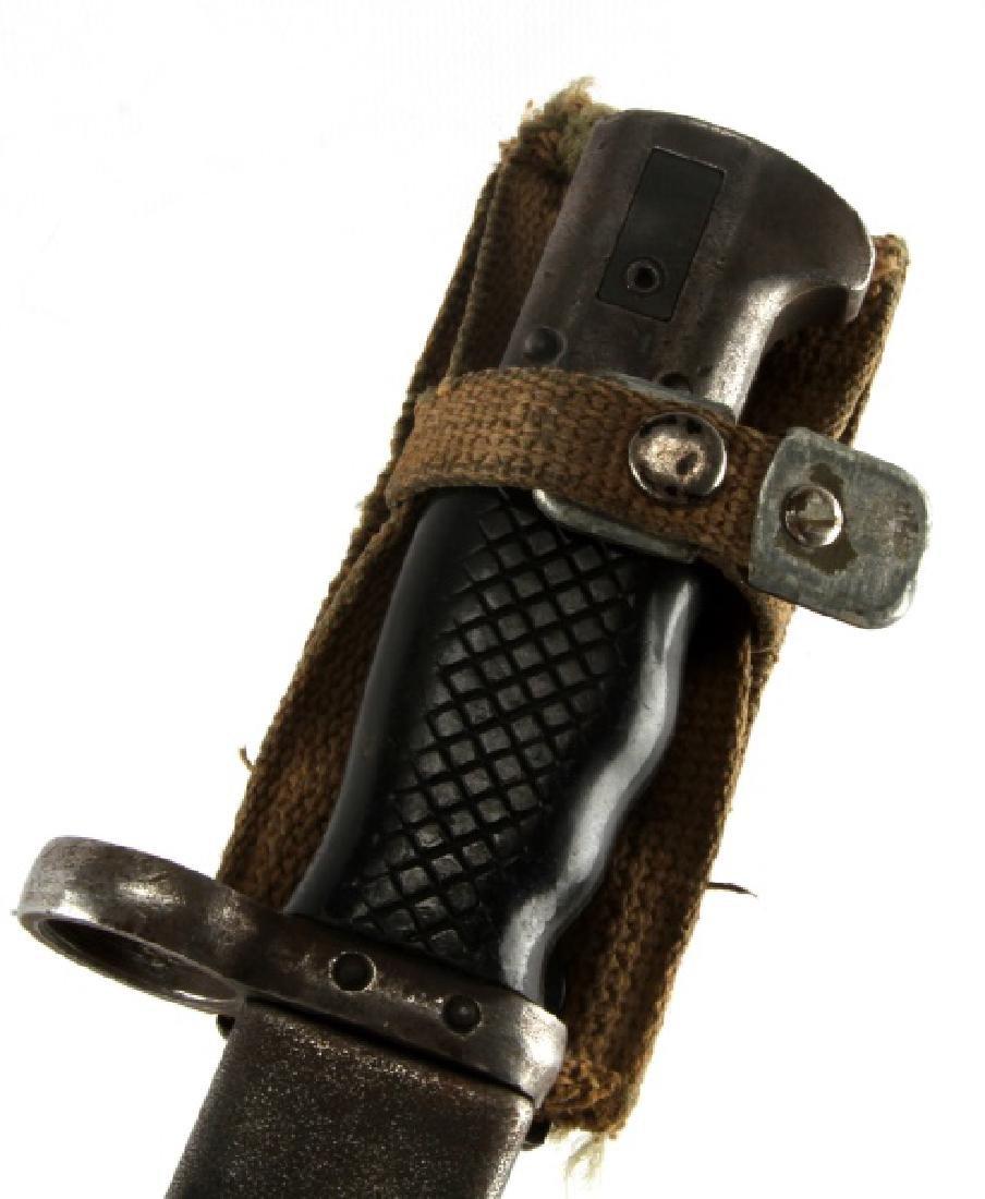 SPANISH CETME TOLEDO M1964 BAYONET W SCABBARD