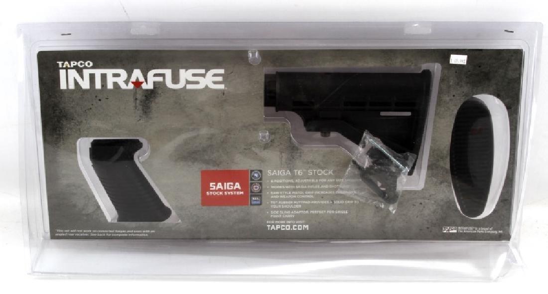 TAPCO INTRAFUSE T6 SAIGA 6 TACTICAL SHOTGUN STOCK