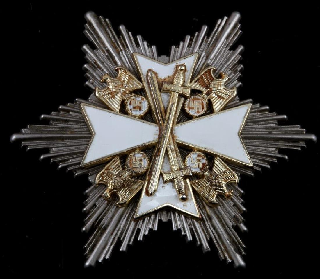 WWII GERMAN THIRD REICH REPRODUCTION EAGLE CROSS