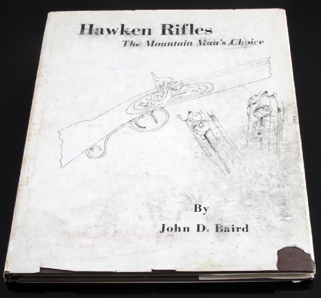 HAWKEN RIFLES THE MOUNTAIN MANS CHOICE JOHN BAIRD