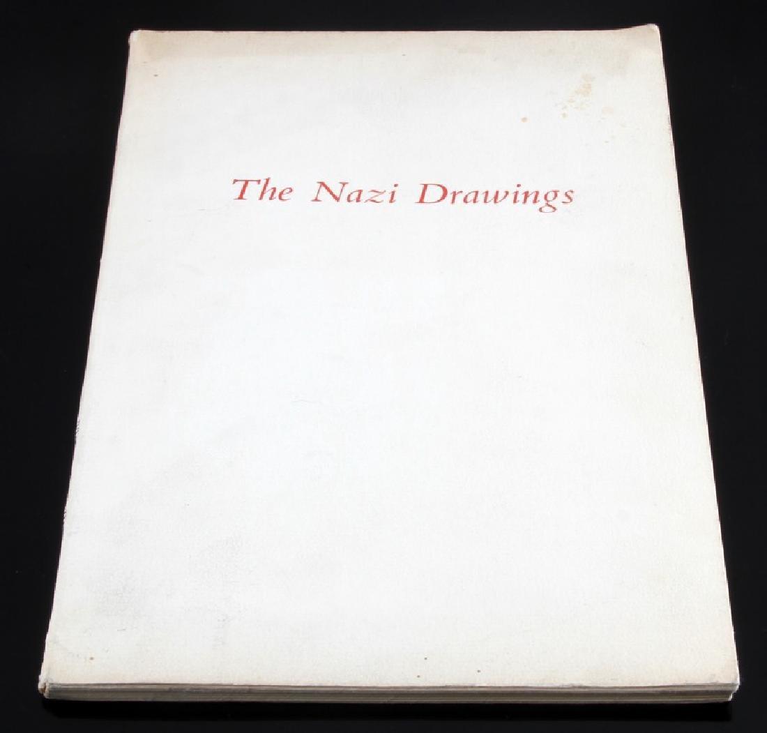 GERMAN WWII THE NAZI DRAWINGS MAURICIO LASANSKY