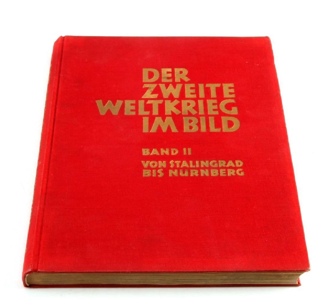 WWII GERMAN DER ZWEITE WELTKRIEG IM BILD BOOK