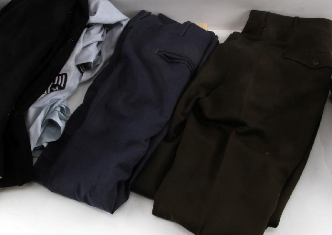 WWII TO GULF WAR MIXED MILITARY UNIFORM LOT - 4