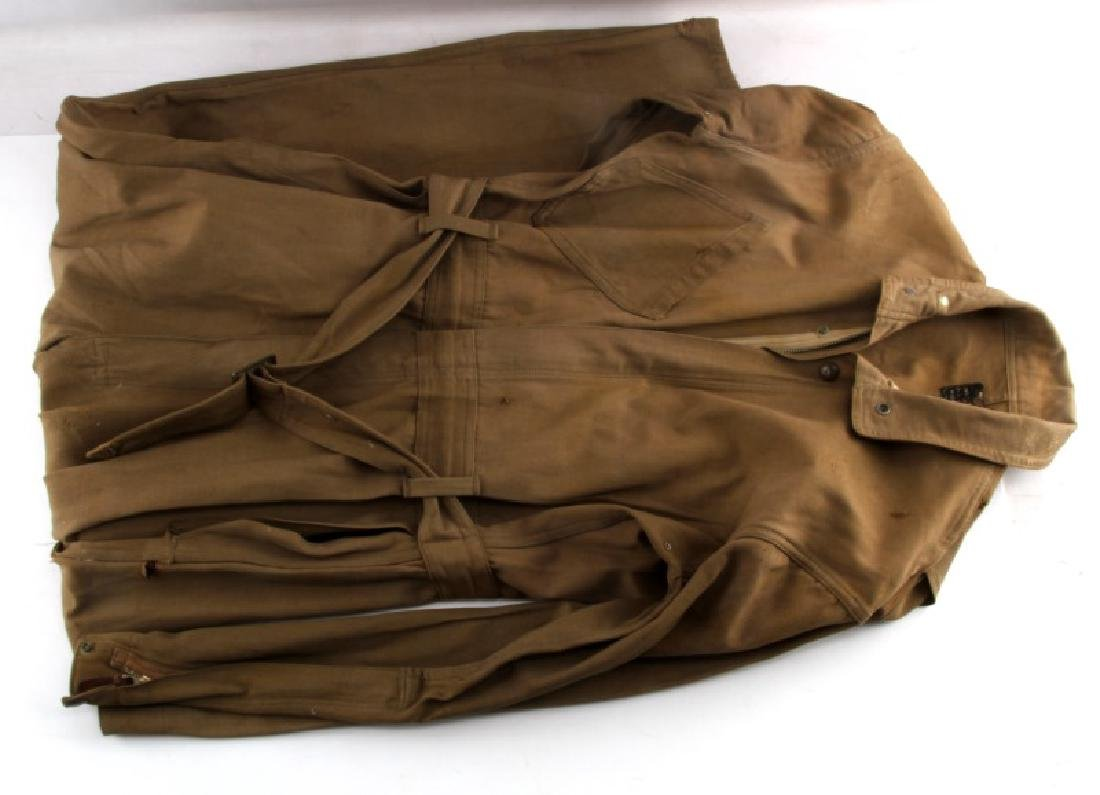 WWII US ARMY AIR FORCE SUMMER FLIGHT SUIT TYPE A-4