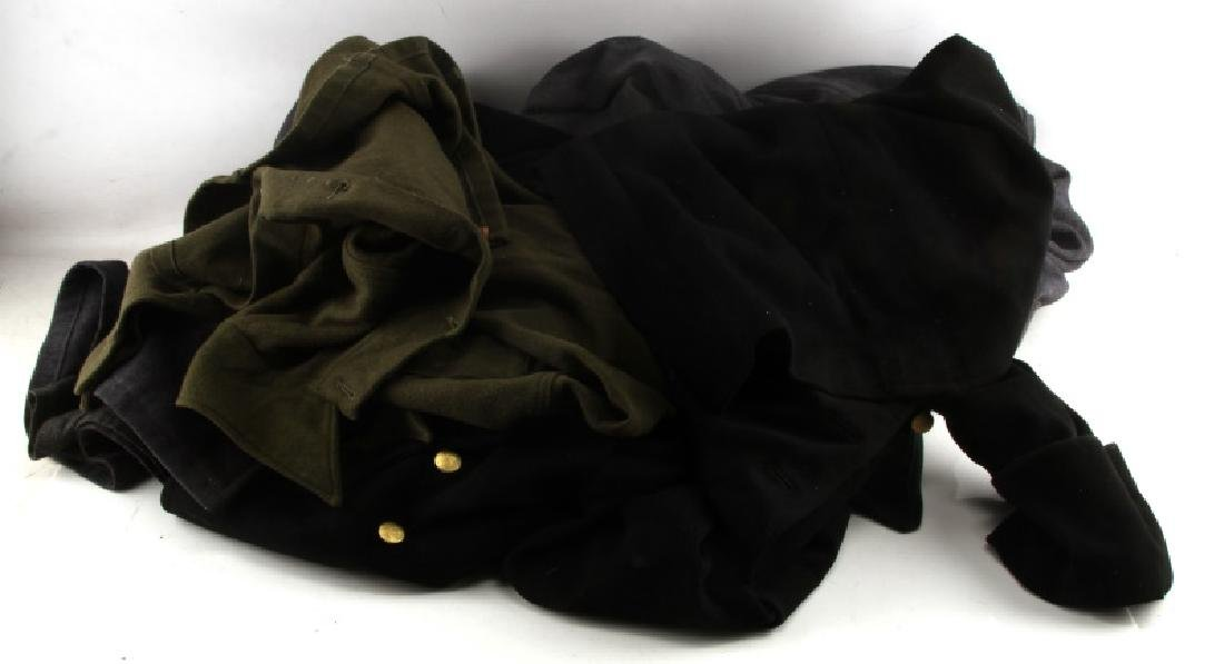 WWII GERMAN THIRD REICH MIXED UNIFORM LOT