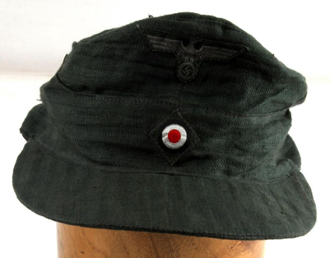 GERMAN WWII HEER ARMY CLEMENS FIELD CAP