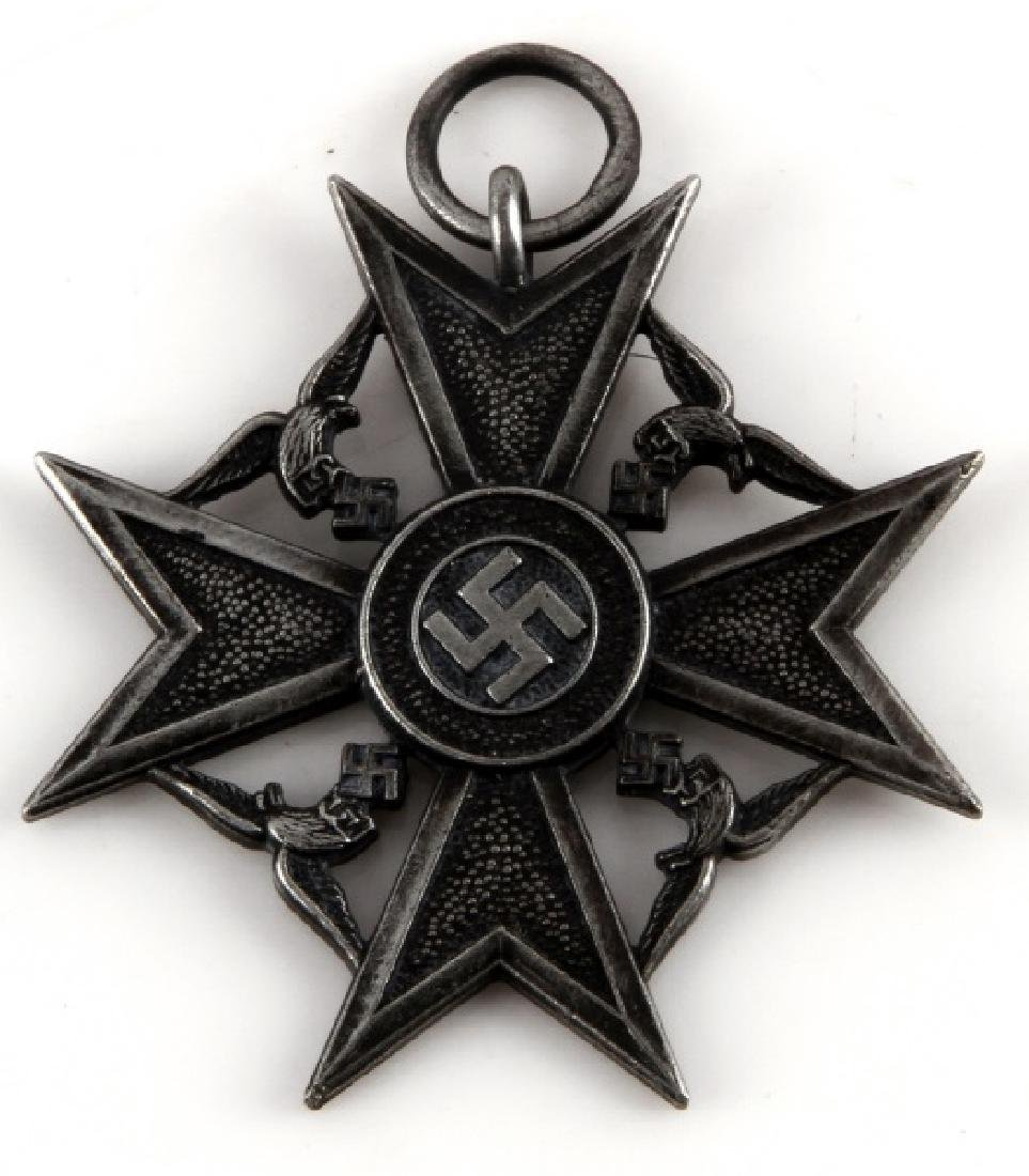 GERMAN THIRD REICH SPANISH CROSS NEXT OF KIN MEDAL