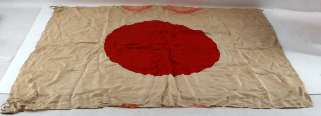 WWII JAPANESE ARMY RED SUN MEATBALL FLAG