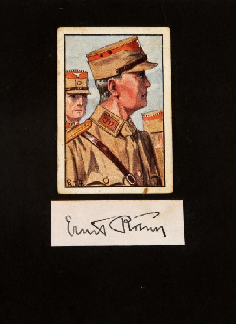 WWII GERMAN THIRD REICH ENBST ROHM SIGNATURE CLIP - 2